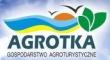 LOGO - Pokoje gościnne AGROTKA Osłonino (Zatoka Pucka)