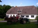 Zdjęcie 1 - Dwór Warblewo - noclegi, jazda konna, Polanów