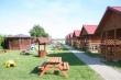 LOGO - U Karasia - domki letniskowe w Rusinowie okolice Jarosławca
