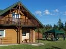 Zdjęcie 1 - Dom letniskowy - noclegi w okolicy Augustowa