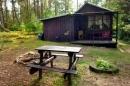 Zdjęcie 1 - Domek brązowy nad jeziorem Gowidlińskim-U Bożeny