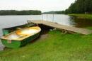 Zdjęcie 12 - Domek brązowy nad jeziorem Gowidlińskim-U Bożeny
