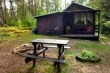 LOGO - Domek brązowy nad jeziorem Gowidlińskim-U Bożeny