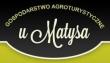 LOGO - Gospodarstwo Agroturystyczne U Matysa  - Wisła Malinka
