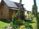Zdjęcie 1 - Drewniany Domek Całoroczny na Kaszubach