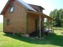 Zdjęcie 2 - Drewniany Domek Całoroczny na Kaszubach